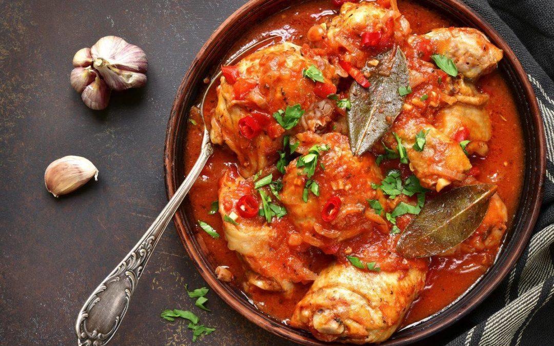 Cacciatora Chicken recipe